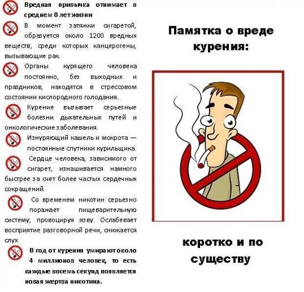 Курение и кормление грудью: последствия и избавление от вредной привычки