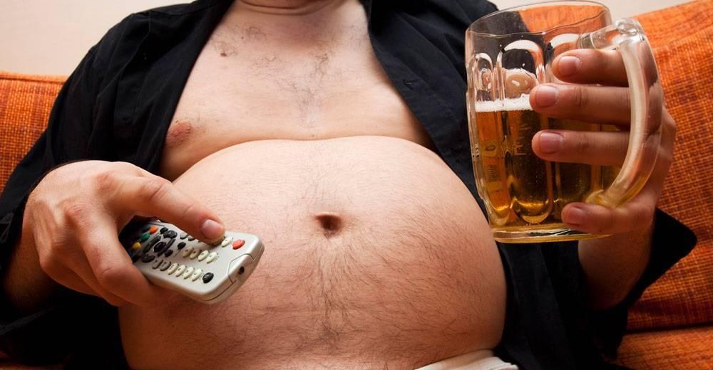 Можно ли пить пиво раз в неделю