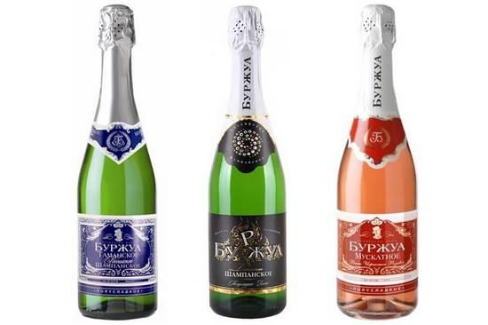 Дербентское шампанское - разновидности, особенности вкуса – как правильно пить