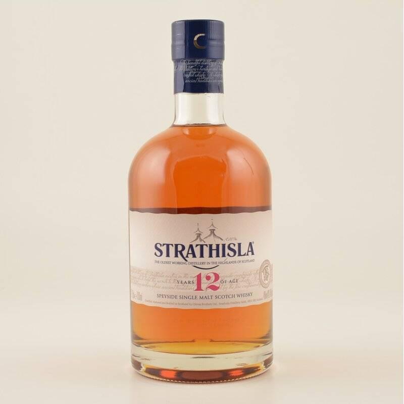 Виски strathisla (стратайла)