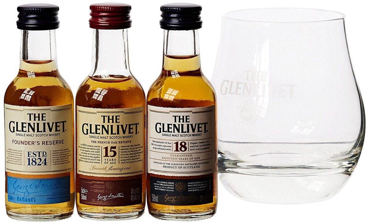 Обзор виски Гленливет the Glenlivet 12 лет