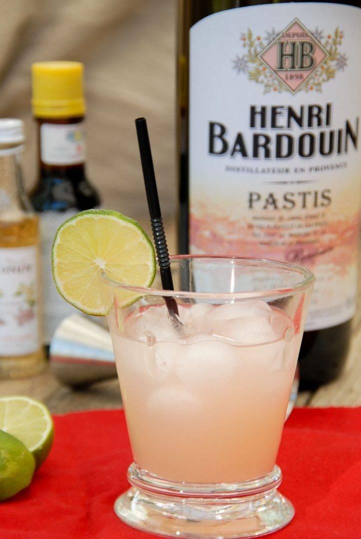 Пастис - алкогольные напитки мира