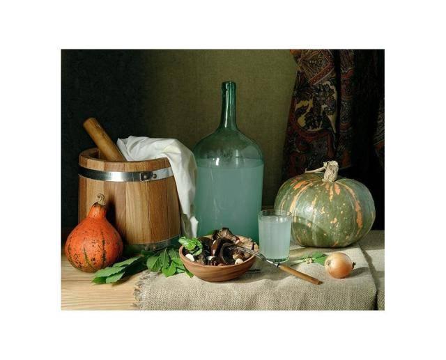 Как убрать из самогона сивушные масла и запах