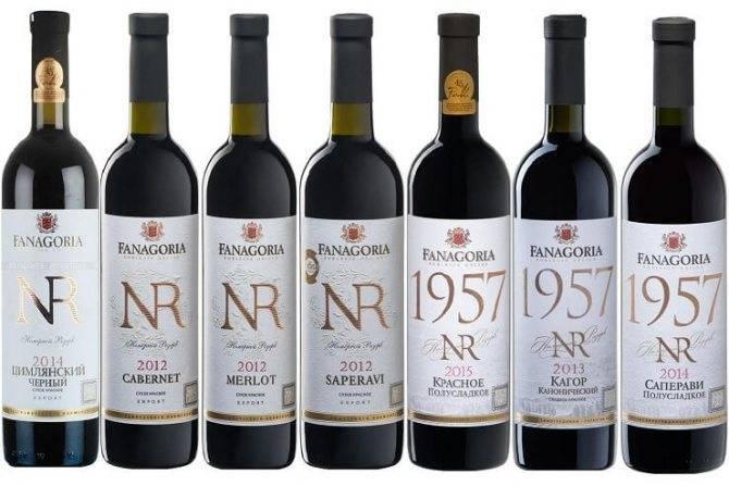 Авторское вино фанагория
