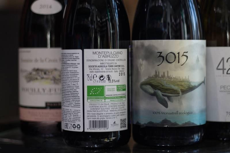 Что такое биодинамическое вино — koolinar.ru
