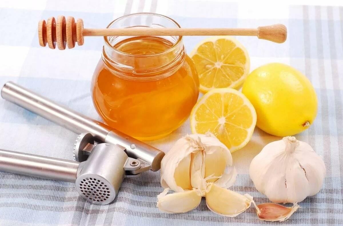 Водка с медом для лечения простуды
