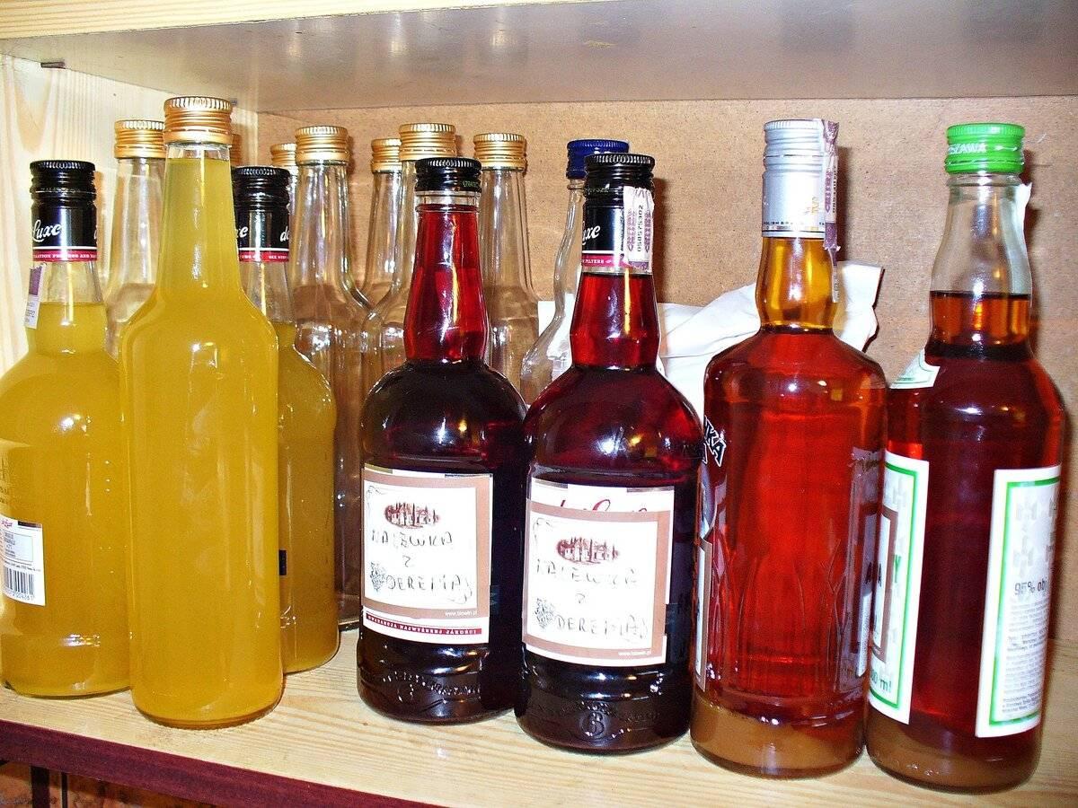 Традиционные русские домашние алкогольные напитки: настойки | кулинария - всё pro еду!