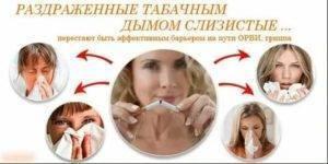 Аллергия на сигареты: симптомы, может ли быть сыпь на табачный дым у курильщика и фото, как проявляется