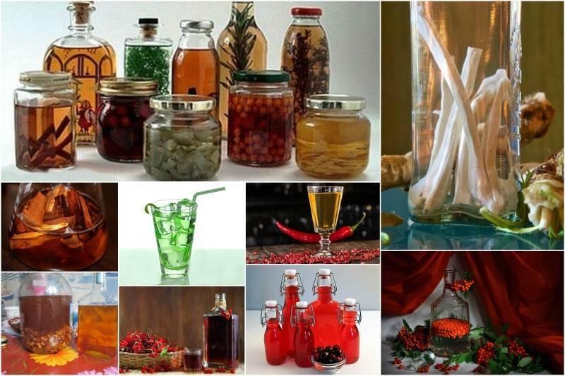 На чём настаивать самогон: множество рецептов и способов для вкуса и запаха, как закрасить самогон