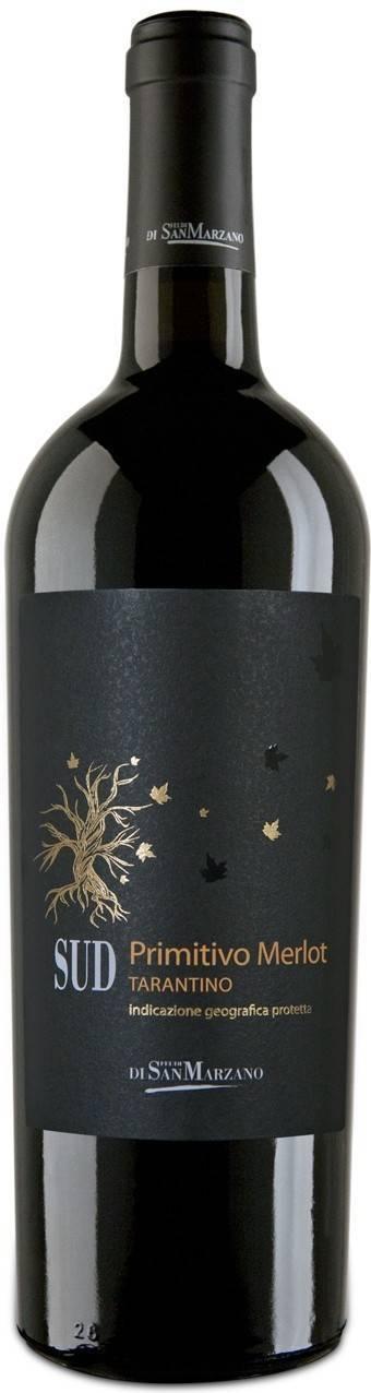 Итальянское вино primitivo (примитиво): описание, отзывы