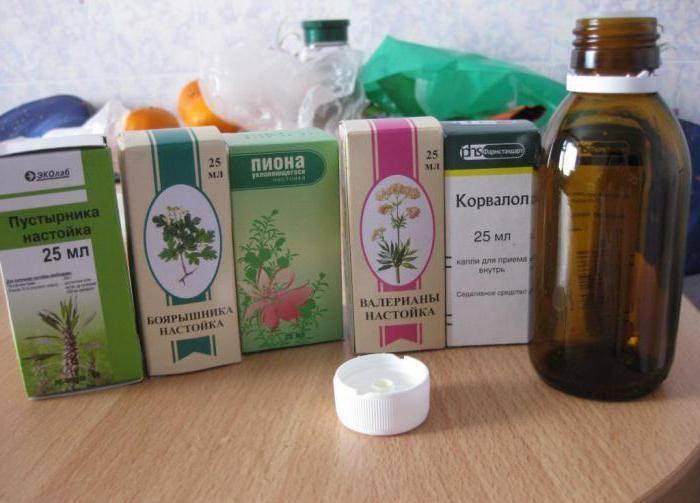 Как пить настойку из 5 компонентов. настойка из пяти трав