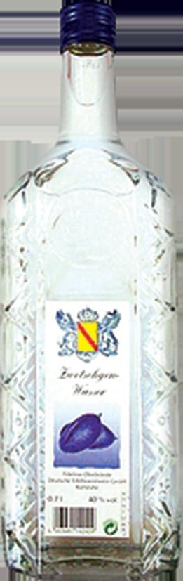 Натуральная немецкая водка – шнапс