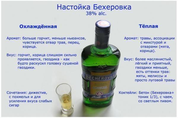 Как сделать бехеровку из самогона по рецепту? как правильно пить травяной ликер
