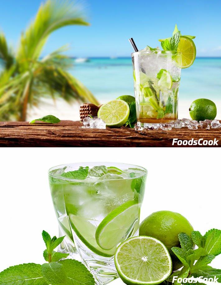 Коктейль мохито безалкогольный - рецепт, состав, пропорции