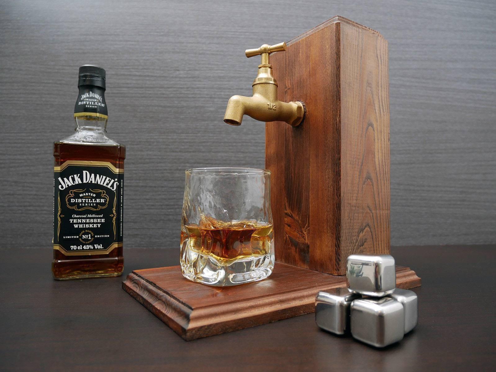 Какой алкоголь лучше дарить мужчине
