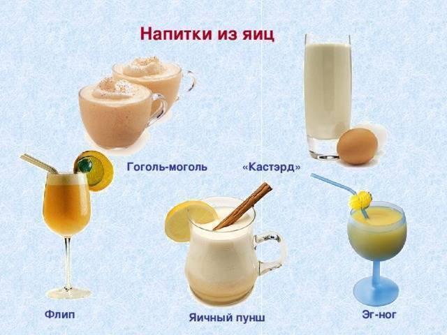Гоголь-моголь от кашля: рецепт приготовления