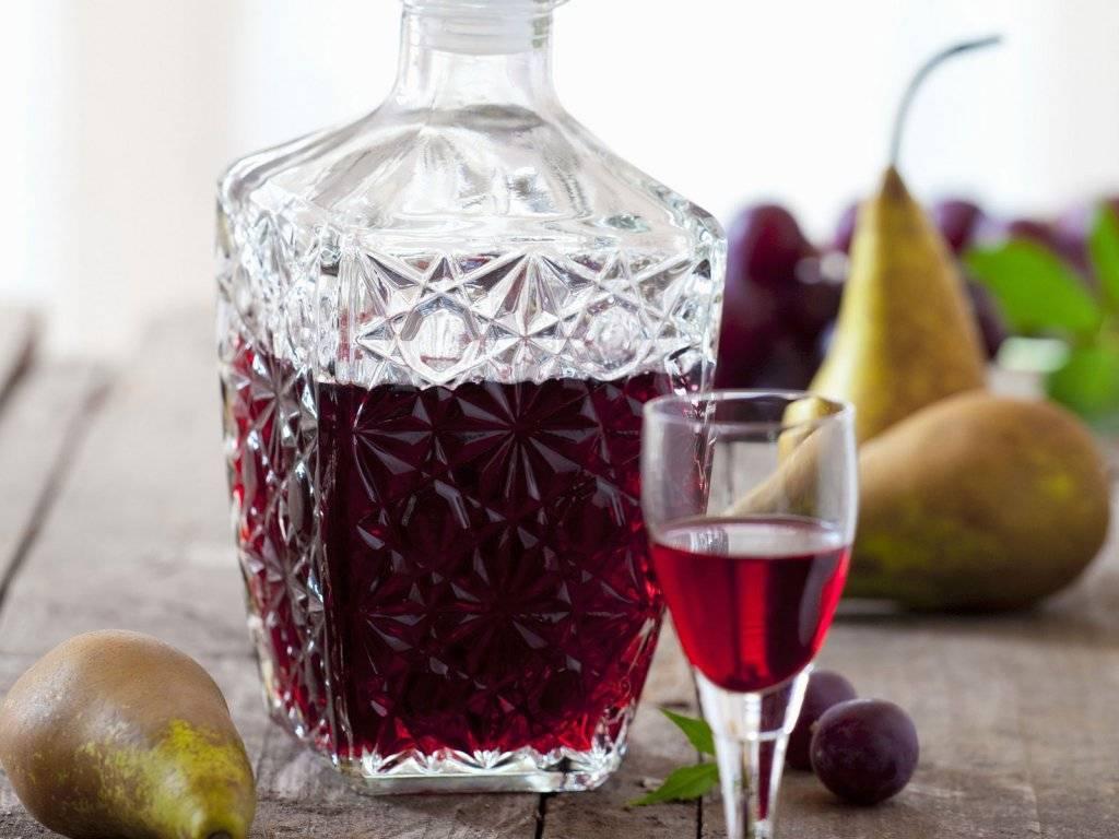 Ликер из виноградного сока на спирту. наливка из винограда — рецепт без водки. рецепт классической настойки из винограда