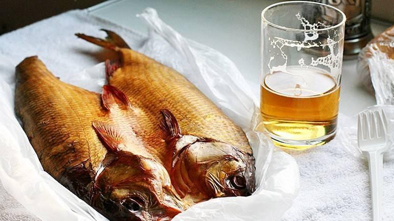 Выбор подходящей к пиву рыбы, рецепты рыбных закусок