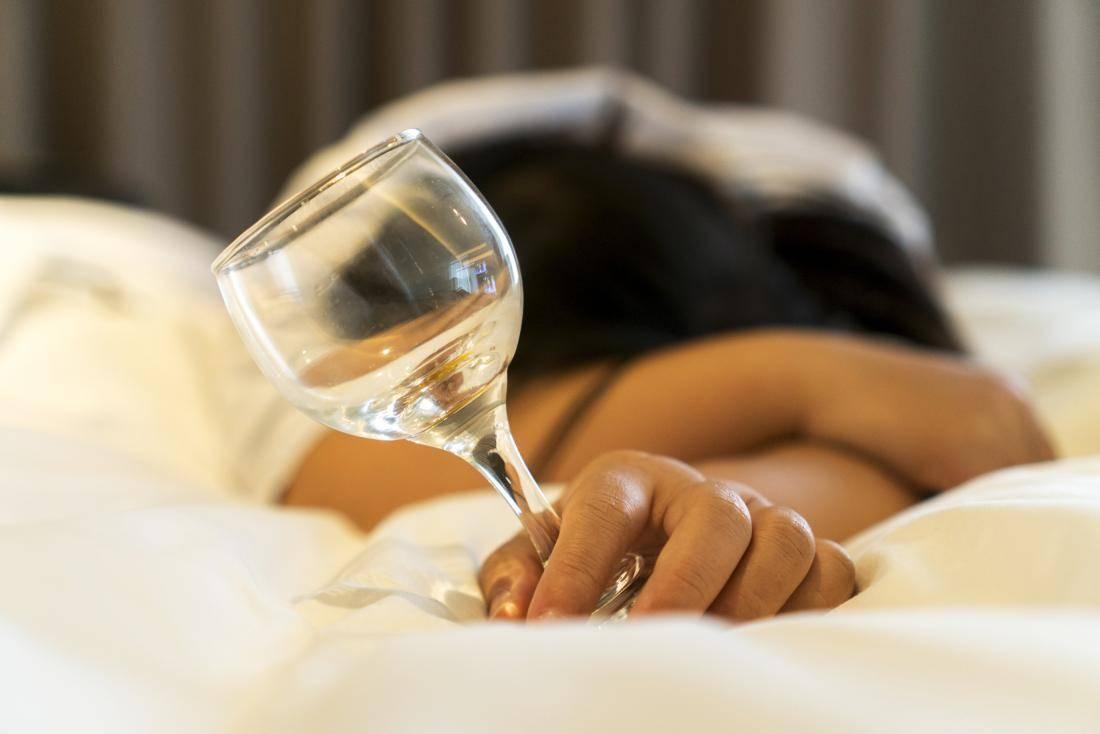Плохой сон после алкоголя • влияние оказываемое алкоголем на ваш сон