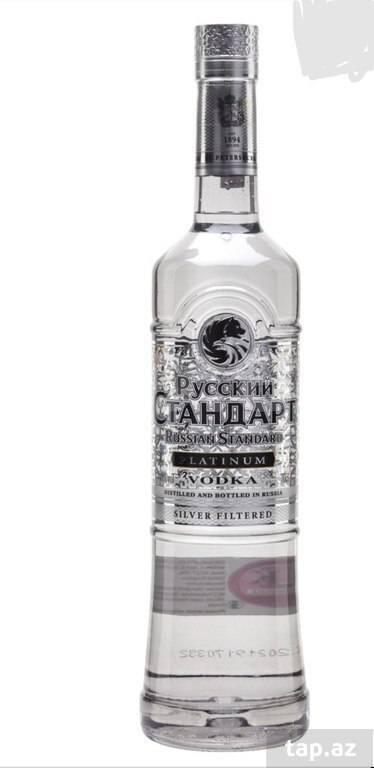 Отзывы потребителей о водке русский стандарт