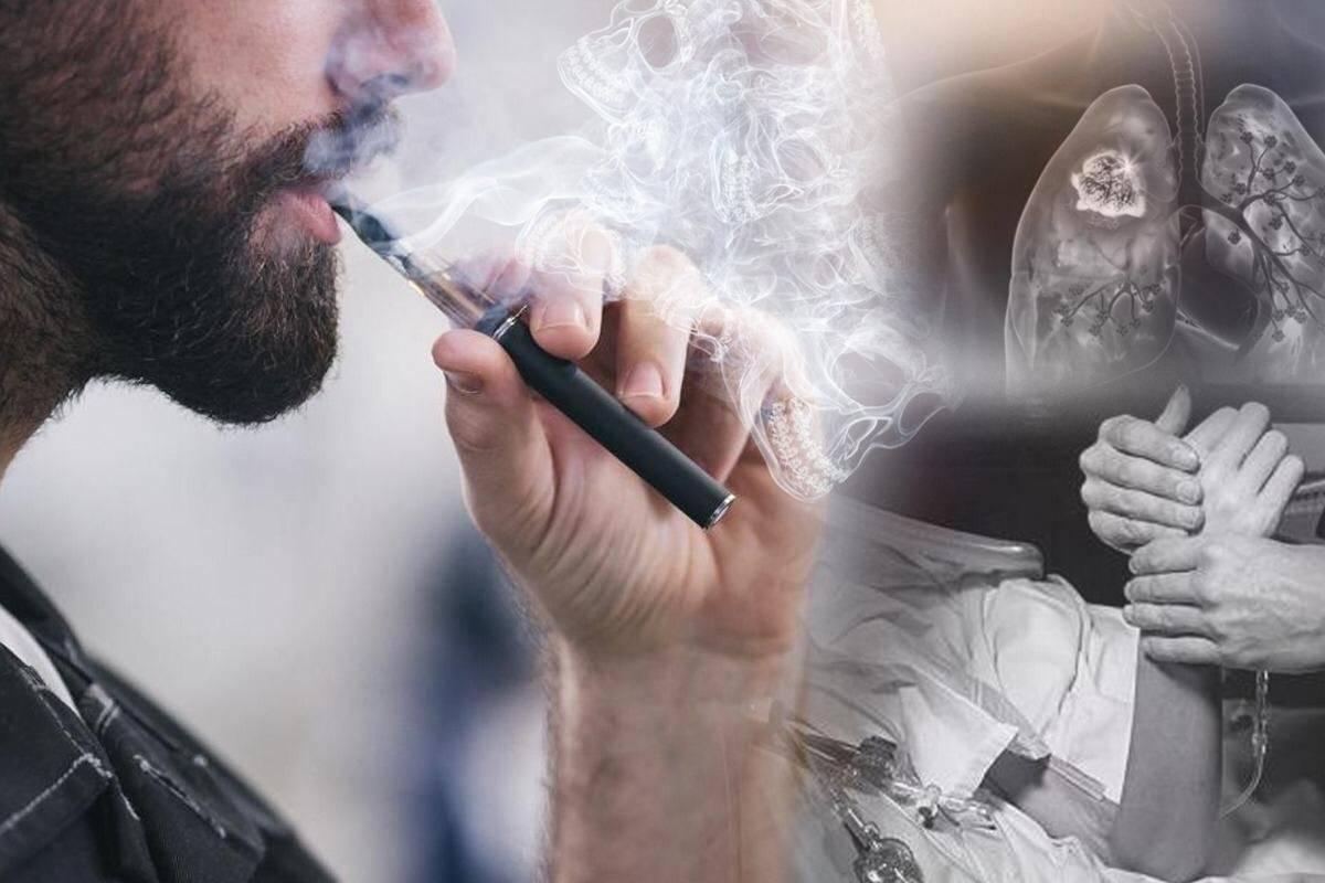 Вред кальяна для здоровья человека и сравнение с сигаретами и вейпами
