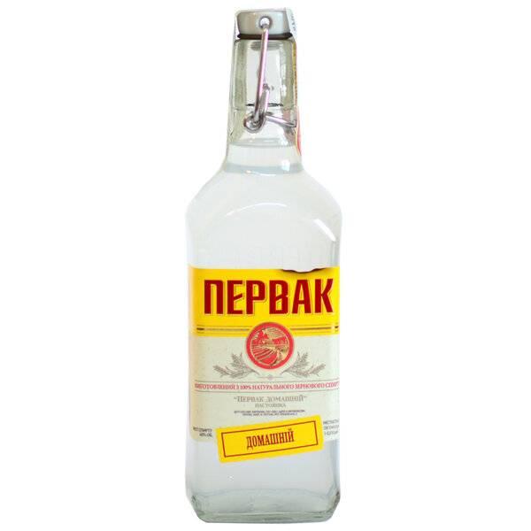 Водка первак — российские производители и рецепты приготовления в домашних условиях | bezprivychek.ru