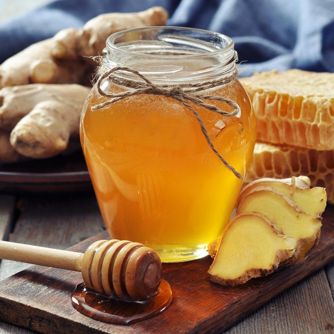 Настойка из имбиря, лимона и меда для иммунитета