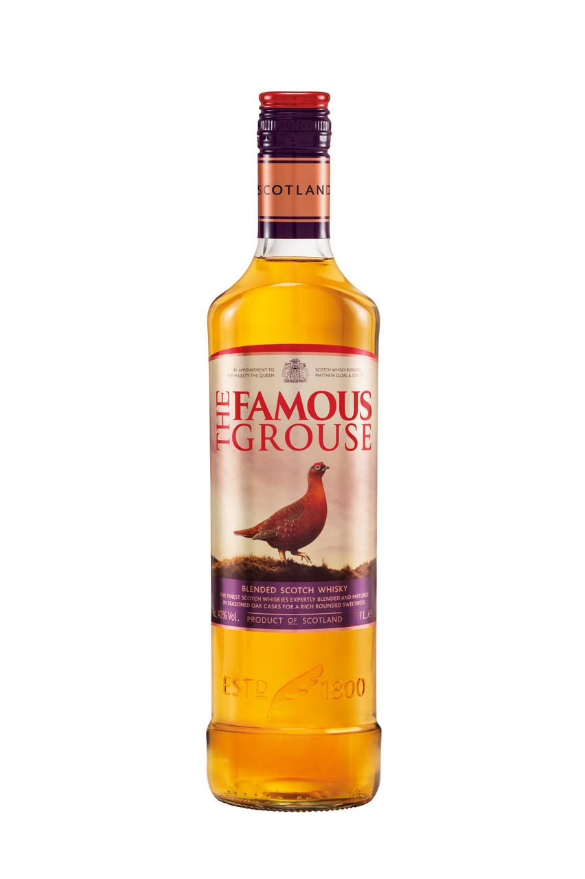 Famous grouse (фэймос граус) — особенное виски