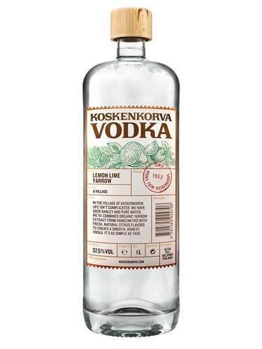 Водка «коскенкорва» (koskenkorva): описание, отзывы, цена