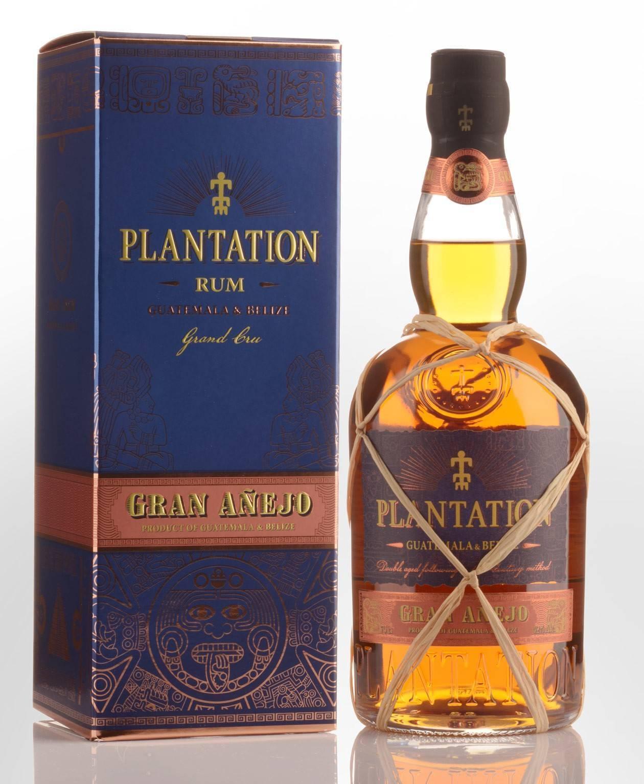 Ром плантэйшн (plantation) – описание, история и виды марки