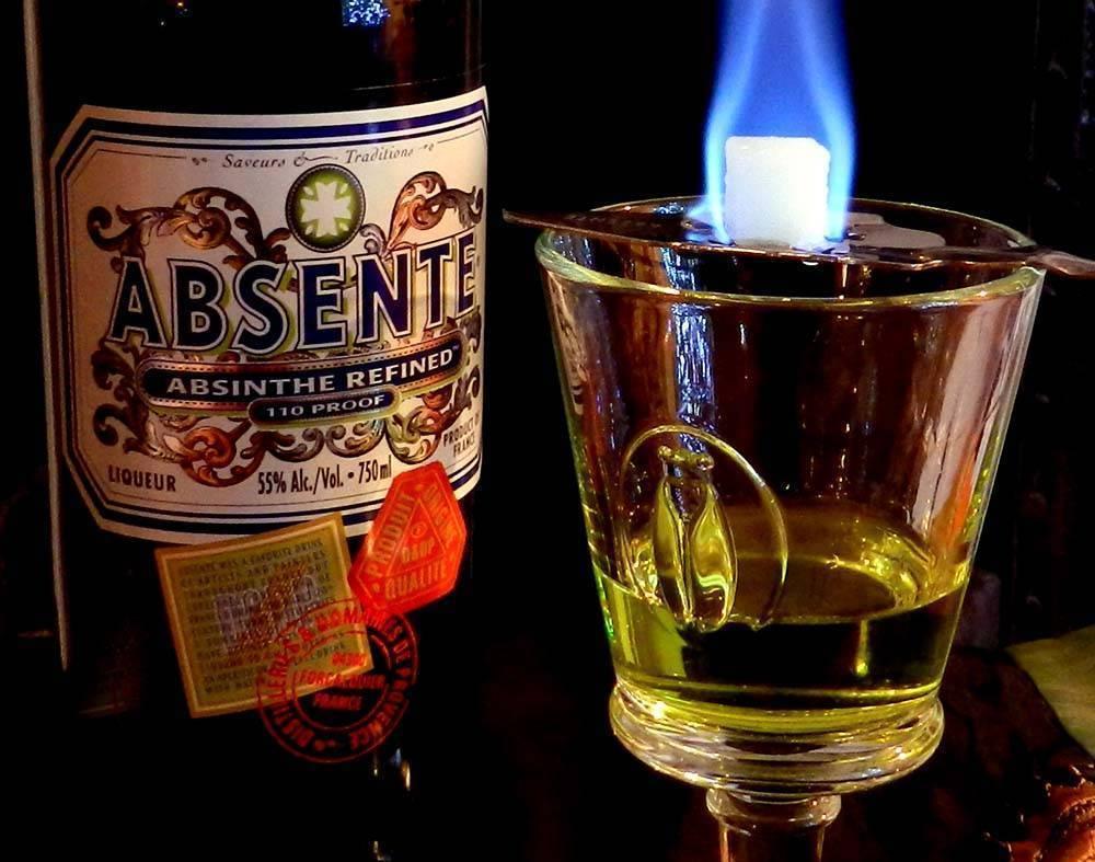 Как пить абсент — рассмотрим подробно