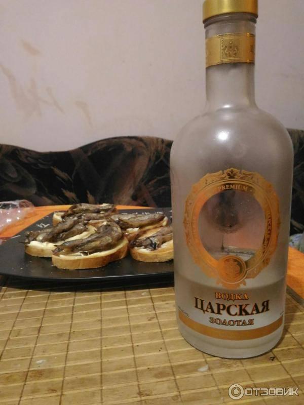 Водка «царская» (carskaya): описание и особенности напитка