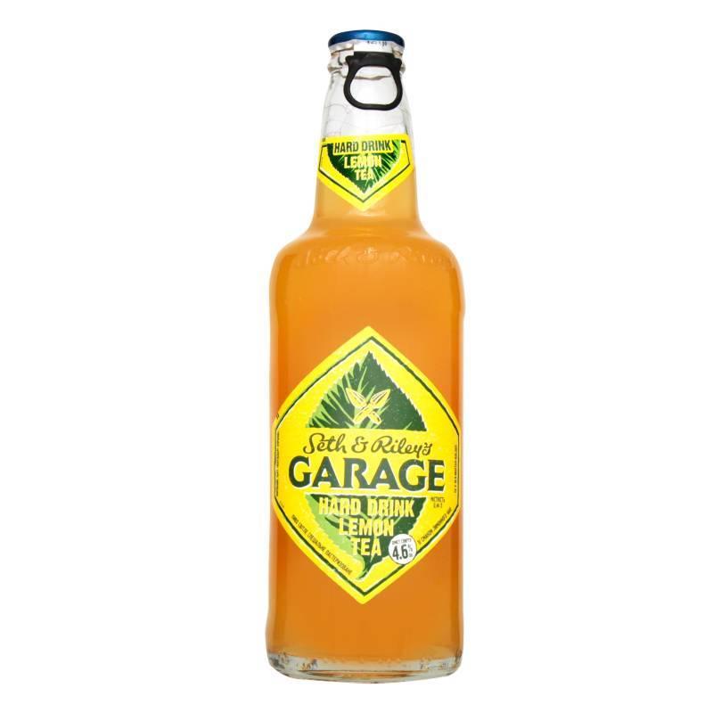 Обзор пива Гараж