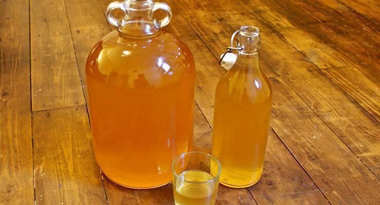 Вино из меда в домашних условиях — история алкоголя