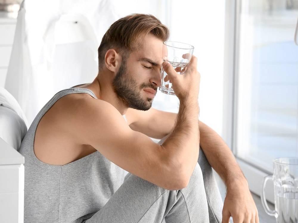 Сушняк после алкоголя: причины, как избавиться? | spravki1.ru