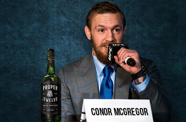 Виски конора макгрегора: цена за бутылку proper 12 в россии и в мире, особенность напитка | mosspravki.ru