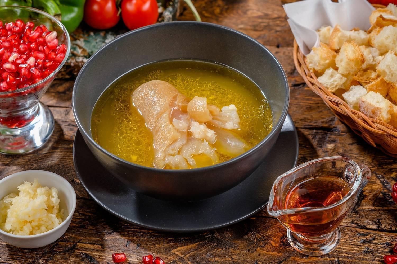 Как действуют суп во время похмелья?