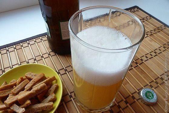Польза и вред, рецепты приготовления пива со сметаной