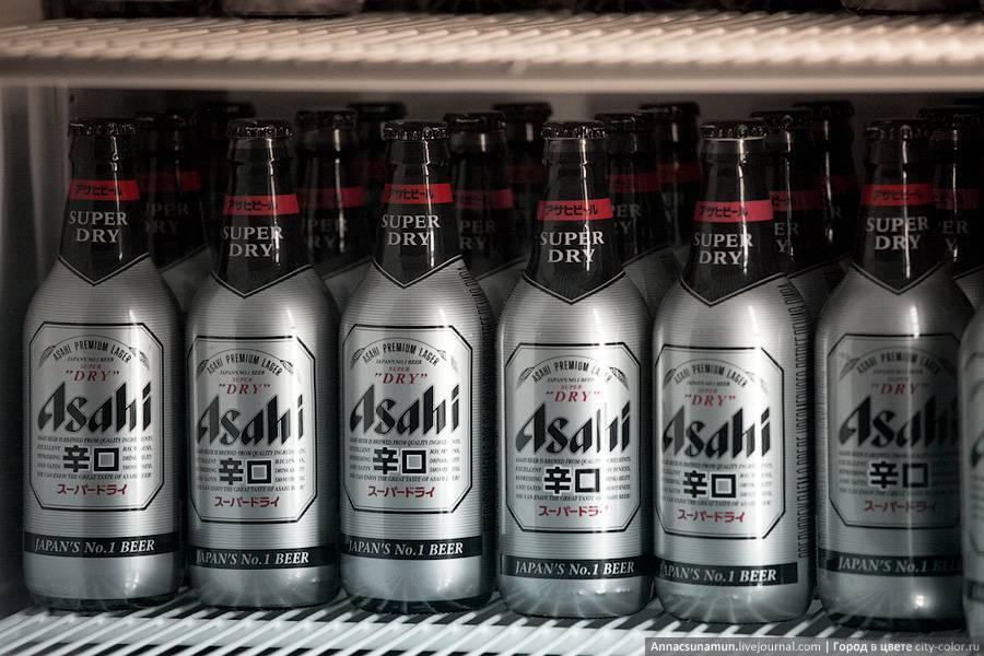Японское пиво: особенности, виды, известные марки и названия