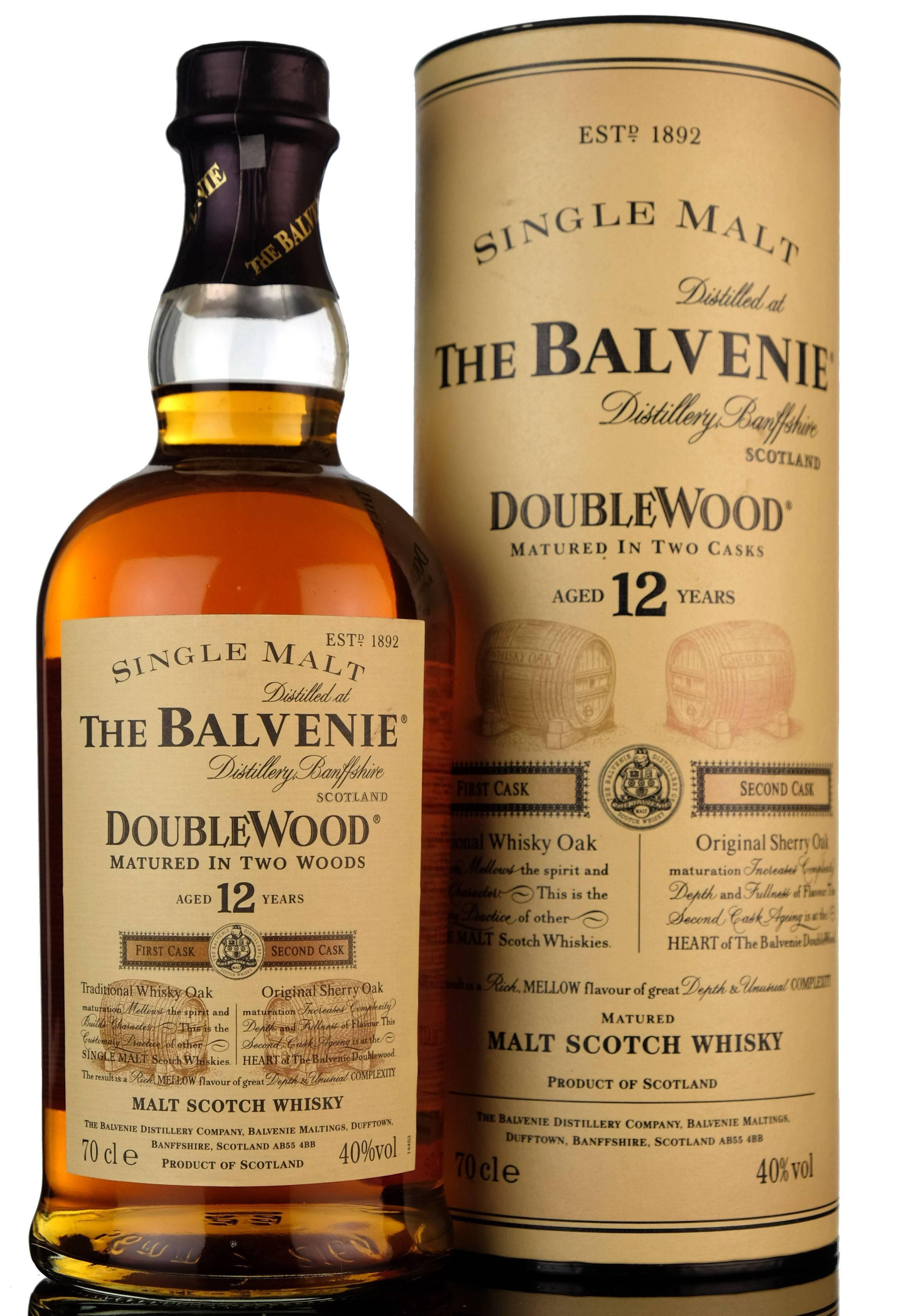 The balvenie stories — новая серия рукотворного виски