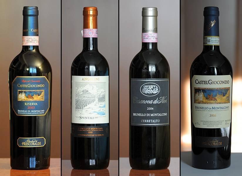 Виноград, который ели древние римляне — сорт «санджовезе»