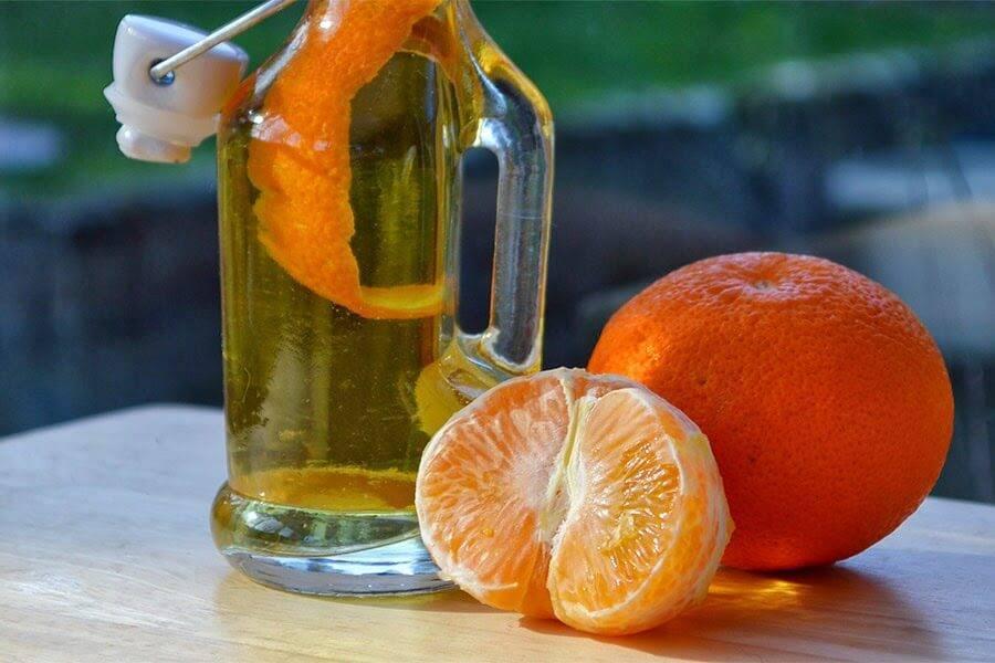 Самогон на апельсиновых корках, рецепт приготовления