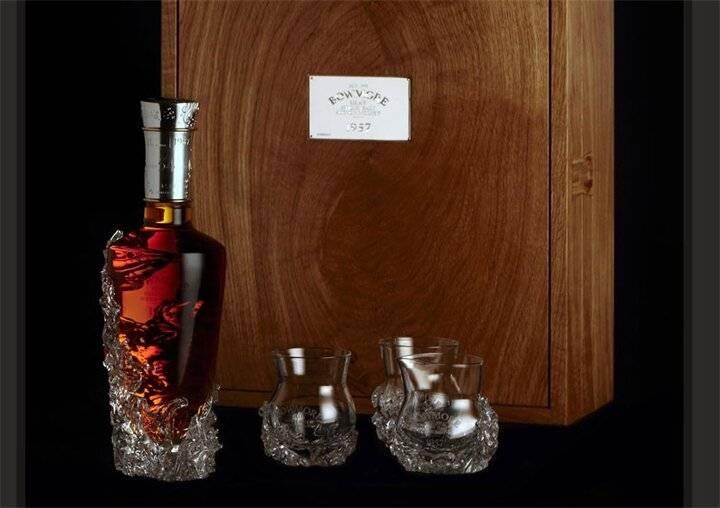 Самый дорогой виски в мире (фото). топ-10 самых дорогих виски :: businessman.ru