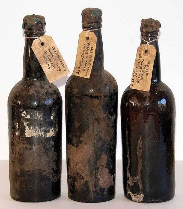 История появления алкогольных напитков