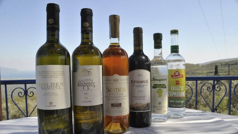 Греческие вина — подарок богов. особенности греческих вин: история, регионы, категории
