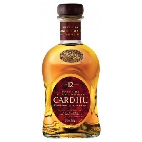 Шотландский виски cardhu 12 years виски кардю 12 лет