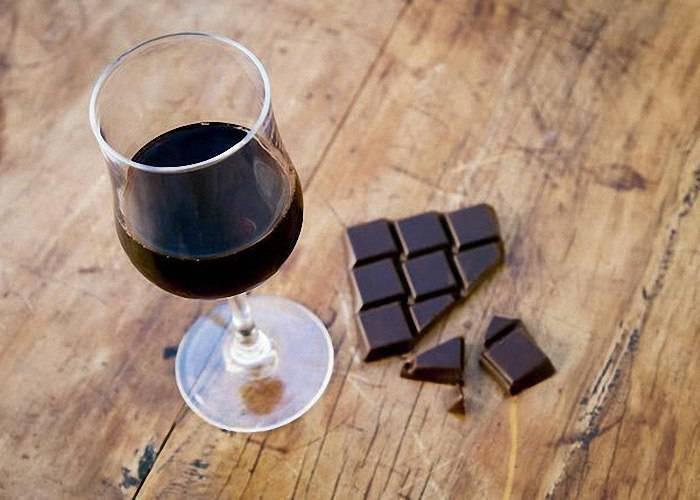 Шоколадный вкус - кулинарные вкусы