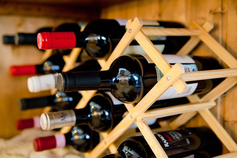 Температура хранения вина
