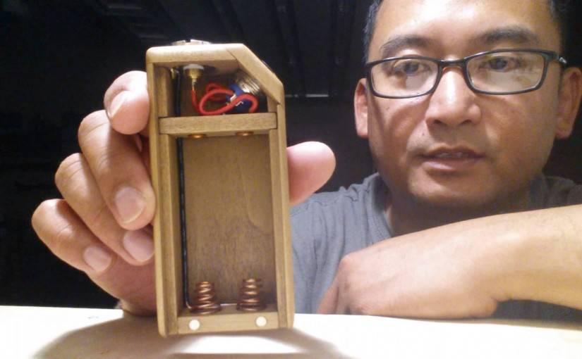 Электронная сигарета мехмод и ее преимущества