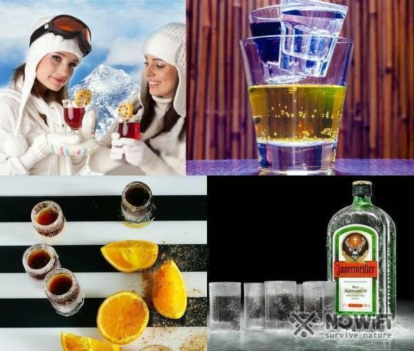 Егермейстер с чем пить